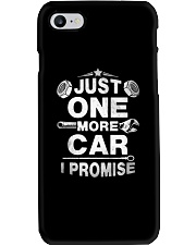 Just One More Car Phone Case thumbnail