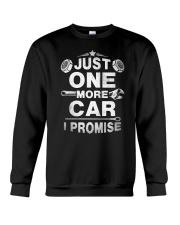 Just One More Car Crewneck Sweatshirt thumbnail