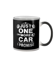 Just One More Car Color Changing Mug thumbnail