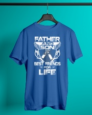 Father And Son Best Friends For Life Classic T-Shirt lifestyle-mens-crewneck-front-3