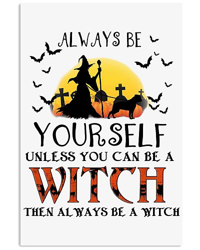 Unless You Can Be A Witch
