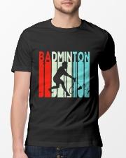 Badminton Unlimited V2 Classic T-Shirt lifestyle-mens-crewneck-front-13