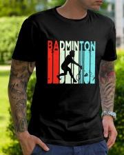 Badminton Unlimited V2 Classic T-Shirt lifestyle-mens-crewneck-front-7