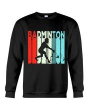 Badminton Unlimited V2 Crewneck Sweatshirt thumbnail
