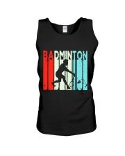 Badminton Unlimited V2 Unisex Tank thumbnail