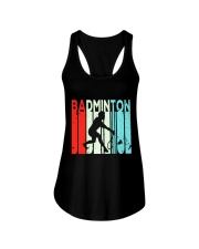 Badminton Unlimited V2 Ladies Flowy Tank thumbnail