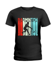 Badminton Unlimited V2 Ladies T-Shirt thumbnail