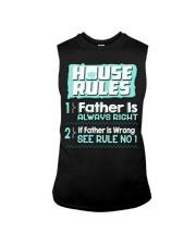 House Rules Father Sleeveless Tee thumbnail