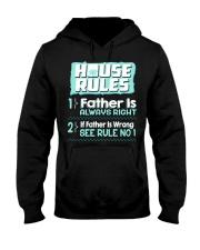 House Rules Father Hooded Sweatshirt thumbnail