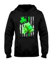 St-Patrick Flag - Beer Splash Hooded Sweatshirt thumbnail