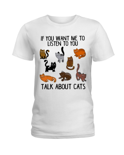 Talk About Cats