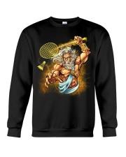 Badminton King Crewneck Sweatshirt thumbnail