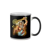 Badminton King Color Changing Mug thumbnail