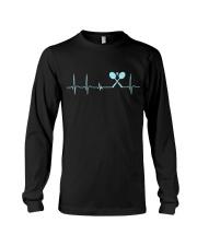 Badminton Heartbeat V2 Long Sleeve Tee thumbnail