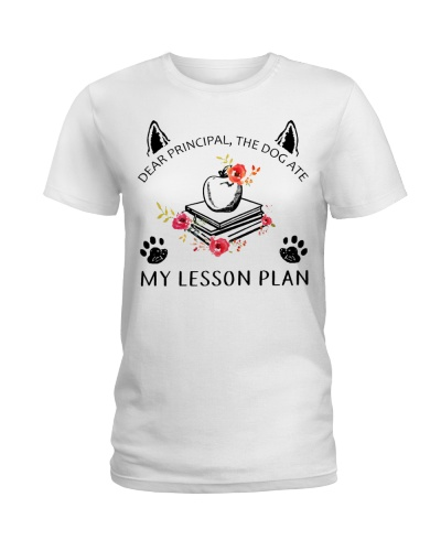 Dear Principal The Dog Ate My Lesson Plan