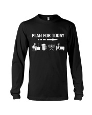 Plan For Today - Badminton V1 Long Sleeve Tee thumbnail