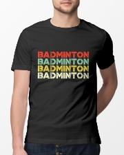 Badminton Unlimited V4 Classic T-Shirt lifestyle-mens-crewneck-front-13