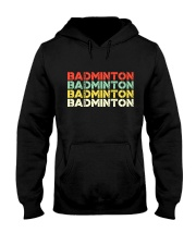 Badminton Unlimited V4 Hooded Sweatshirt thumbnail