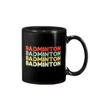 Badminton Unlimited V4 Mug thumbnail
