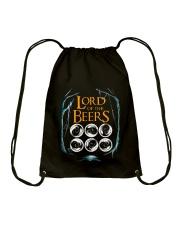 Lord Of The Beers Drawstring Bag thumbnail