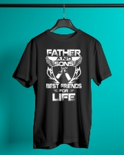 Father And Sons Best Friends For Life Classic T-Shirt lifestyle-mens-crewneck-front-3
