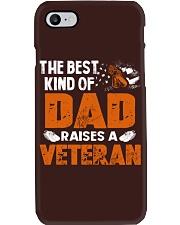 The Best Kind Of Dad Raises A Veteran Phone Case thumbnail