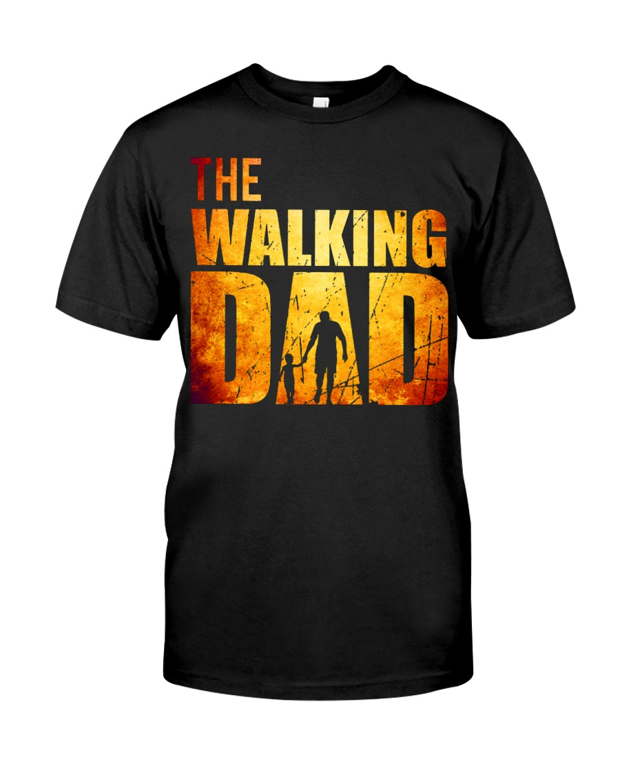 The Walking Dad Classic T-Shirt