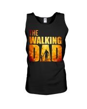 The Walking Dad Unisex Tank thumbnail