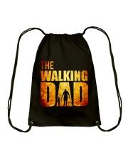 The Walking Dad Drawstring Bag thumbnail