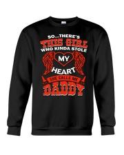 She Call Me Daddy Crewneck Sweatshirt thumbnail