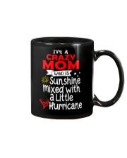 Crazy MOM  Mug thumbnail