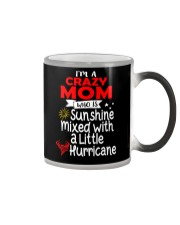 Crazy MOM  Color Changing Mug thumbnail