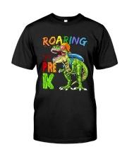 Roaring Into Pre K Classic T-Shirt thumbnail