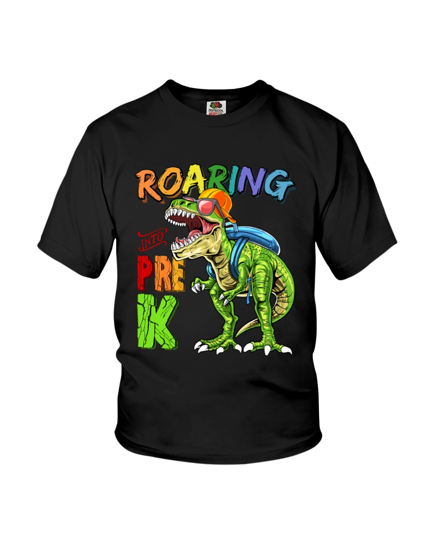 Roaring Into Pre K Youth T-Shirt