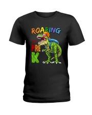 Roaring Into Pre K Ladies T-Shirt thumbnail