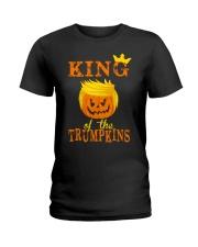 King Trumpkins Ladies T-Shirt thumbnail