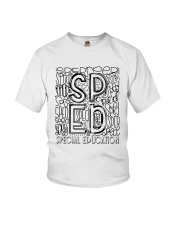Special Education Youth T-Shirt front