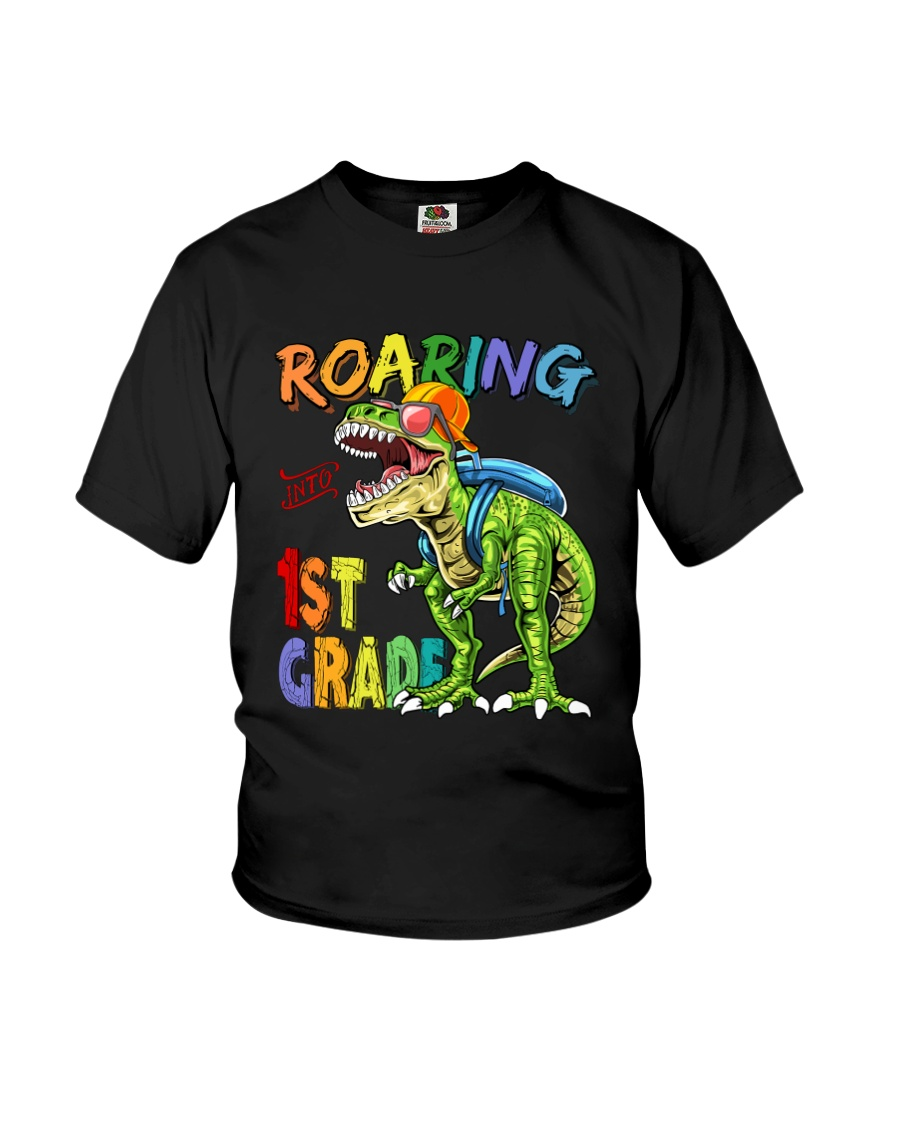 Roaring Into 1ST Grade Youth T-Shirt