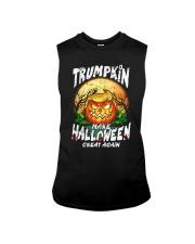 Make Halloween Great Again Sleeveless Tee thumbnail