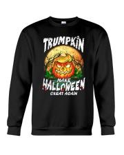 Make Halloween Great Again Crewneck Sweatshirt thumbnail