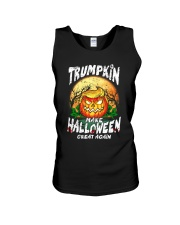 Make Halloween Great Again Unisex Tank thumbnail