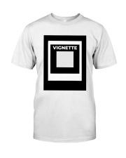 Vignette Classic T-Shirt front