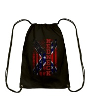 PROUD TO BE REDNECK Drawstring Bag tile