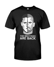 The Brothers Are Back Classic T-Shirt thumbnail