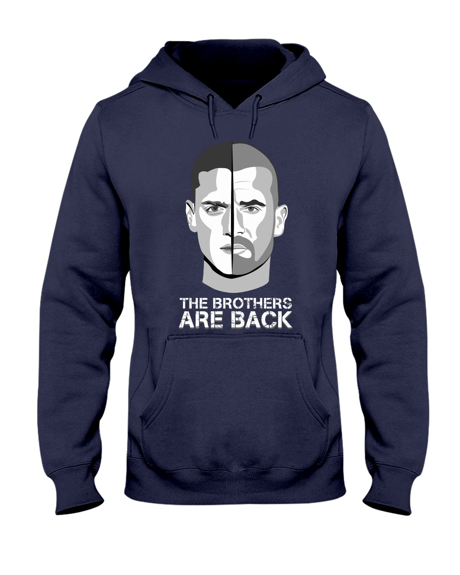 The Brothers Are Back Hooded Sweatshirt