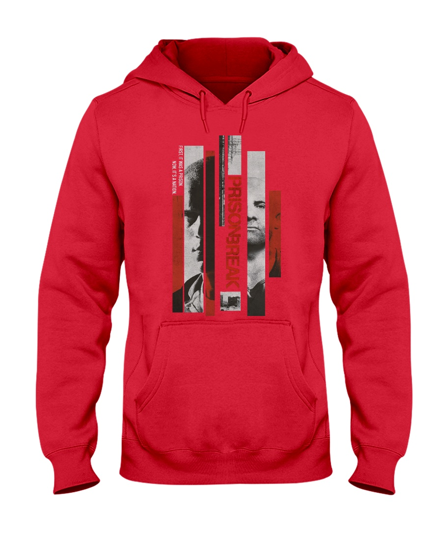 Prison 1 Hooded Sweatshirt
