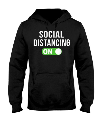 Social Distancing Mode On
