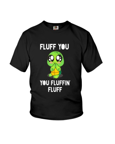 Turtles Fluff You