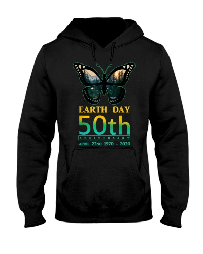 Earth Day 50th Anniversary Butterfly