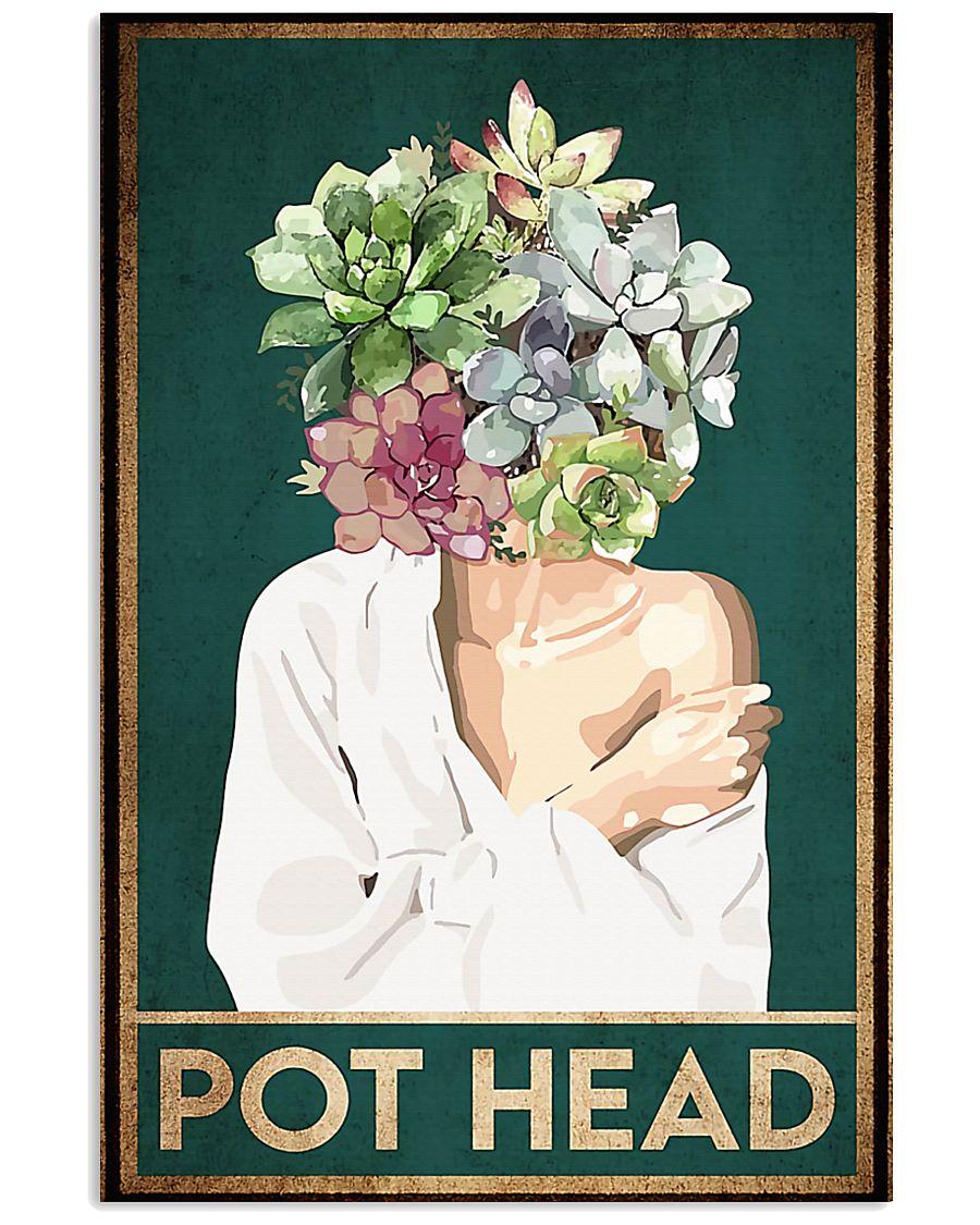 Pot Head 24x36 Poster